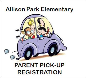 Parent Pick-up Registration